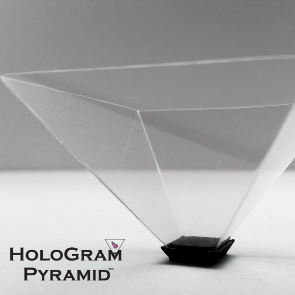 HoloGram Pyramid HP2 rev2
