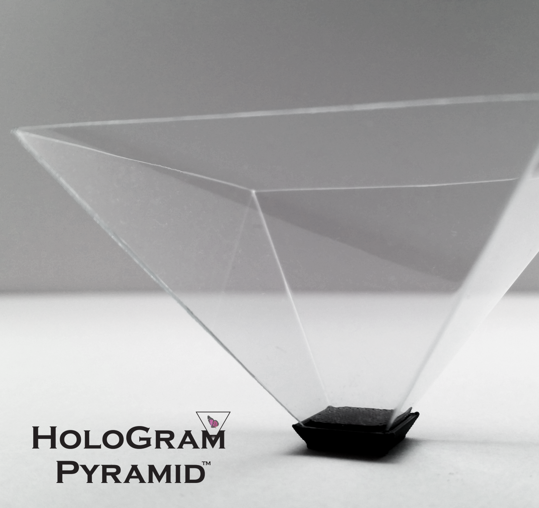 Купить пирамиду для голограмы